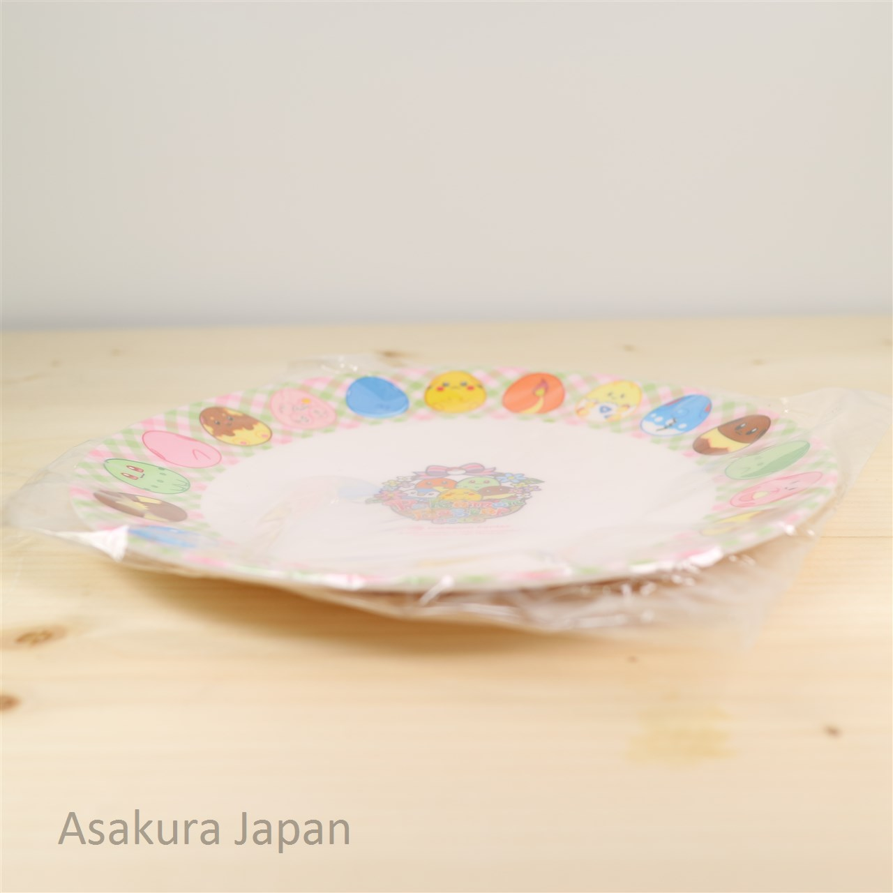 Asakura Japan  city photos : Pokemon Center Pokemon Easter 2016 Melamine Plate Asakura Japan.com