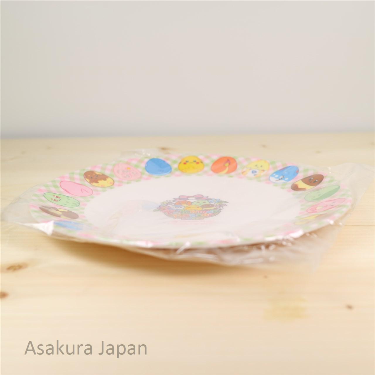 Asakura Japan  City new picture : Pokemon Center Pokemon Easter 2016 Melamine Plate Asakura Japan.com