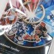 Photo2: Pokemon Center 2014 Primal Groudon Mach Bike Pokedex Charm key chain (2)