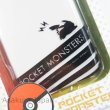 Photo3: Pokemon 2013 iPhone 5c Mobile Phone Hard Cover Pikachu Silhouette (3)
