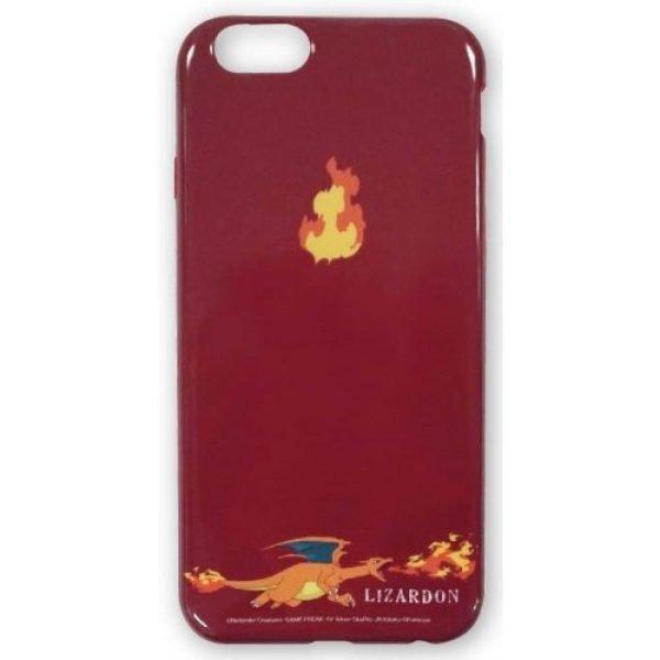 Photo1: Pokemon 2014 iPhone 6 Soft Case Charizard Jacket Cover (1)