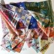 Photo5: Studio Ghibli Spirited Away gauze handkerchief Kaonashi (5)