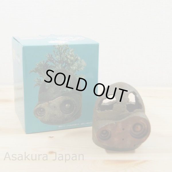 Photo1: Studio Ghibli LAPUTA Castle in the Sky FIGURE Mini PLANTER ROBOT (1)