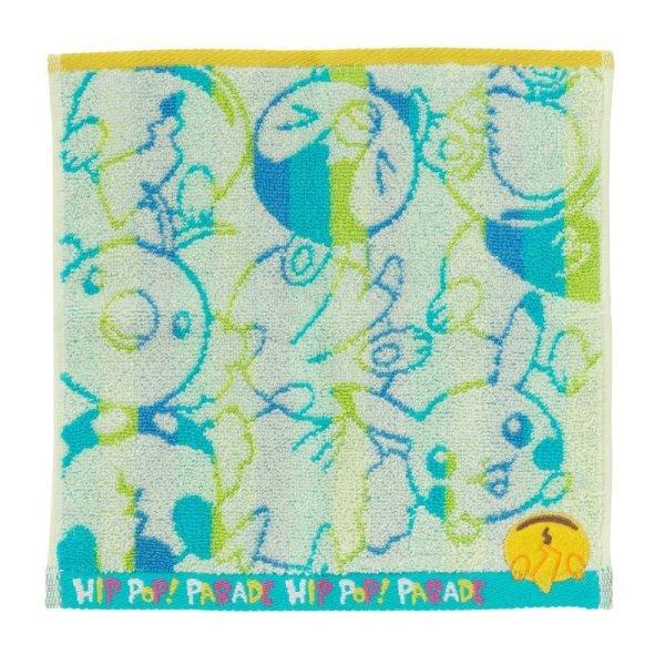 Photo1: Pokemon Center 2015 Hip Pop Parade mini Hand Towel (1)