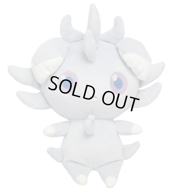 Photo1: Pokemon 2015 ALL STAR COLLECTION Espurr Plush Toy SAN-EI (1)