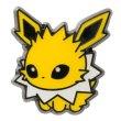 Photo3: Pokemon Center 2017 POKEMON DOLLS Pin badge Jolteon Pins (3)