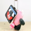 Photo3: Pokemon Center 2017 Plush Mascot Key Chain Bewear (3)