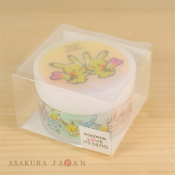 Photo1: POKEMON LOVE ITS' DEMO Multi cream 50 g #2 Pikachu (1)