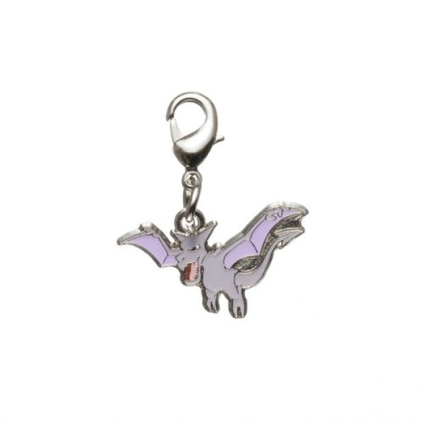Photo1: Pokemon Center 2011 Metal Charm # 142 Aerodactyl (1)