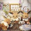 Photo3: Pokemon BANPRESTO Ichiban kuji Eevee & Antique (D prize) Tote bag (3)