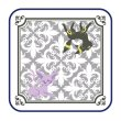 Photo4: Pokemon BANPRESTO Ichiban kuji Eevee & Antique (F prize) Mini Hand towel 4 set (4)