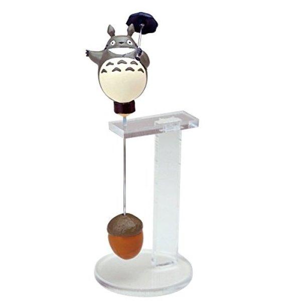 Photo1: Studio Ghibli Figure Balancing toy My Neighbor Totoro Totoro and Acorn (1)