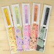 Photo5: Pokemon Transparent chopsticks Adult Size 5 pcs set Pikachu Mimikyu Eevee Mew Snorlax (5)