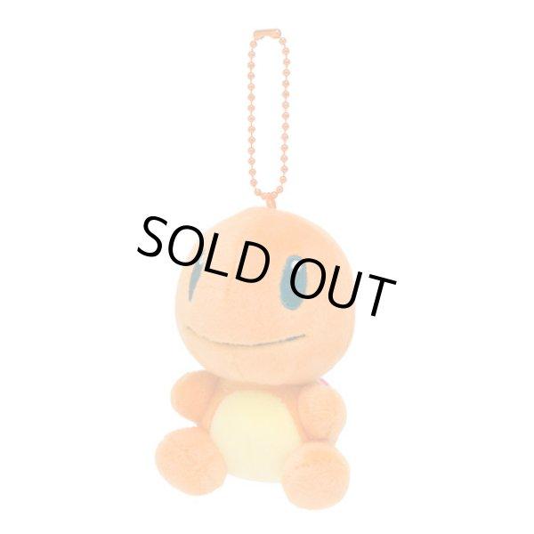 Photo1: Pokemon Center 2018 POKEMON DOLLS Plush Mascot Key Chain Charmander (1)