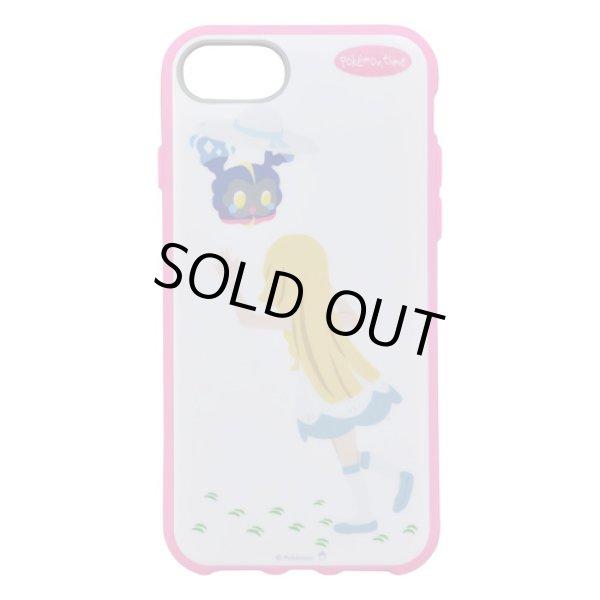 Photo1: Pokemon Center 2018 pokemon time jacket for iPhone 8/7/6s/6 case Lillie Cosmog (1)