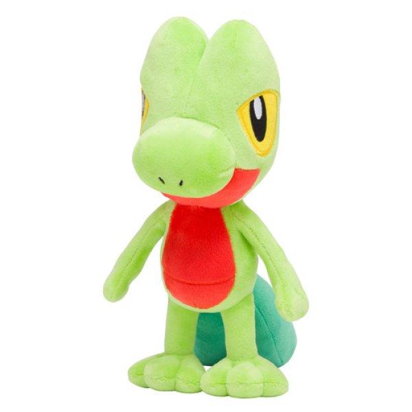 Photo1: Pokemon Center 2018 Treecko Plush Toy (1)
