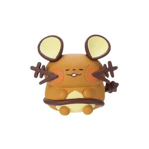Photo1: Pokemon Center 2018 Figure Collection Yurutto vol.1 Dedenne (1)