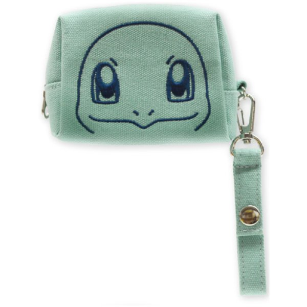 Photo1: Pokemon 2018 Mini Mini Pouch case Squirtle Coin purse (1)