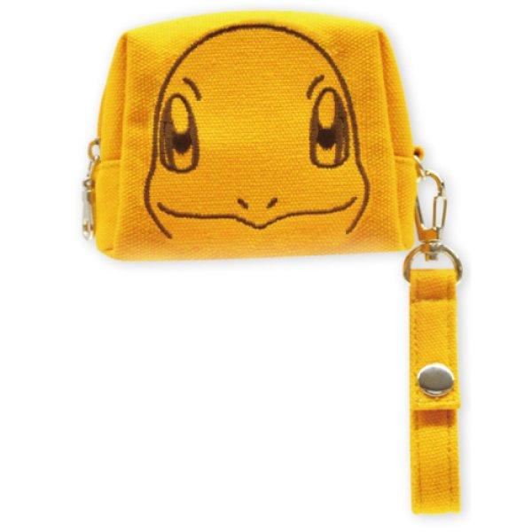 Photo1: Pokemon 2018 Mini Mini Pouch case Charmander Coin purse (1)