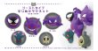 Photo3: Pokemon 2018 Ghost Type Surinuke Magnet Figure Misdreavus (3)