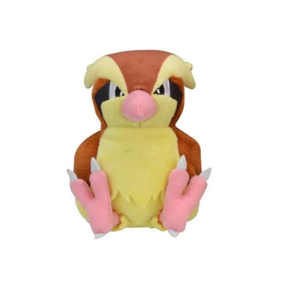Photo1: Pokemon Center 2018 Pokemon fit Mini Plush #16 Pidgey doll Toy (1)