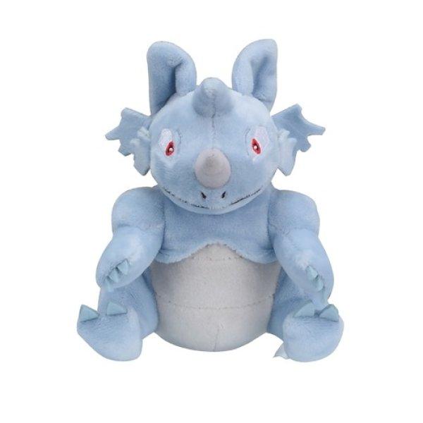 Photo1: Pokemon Center 2018 Pokemon fit Mini Plush #112 Rhydon doll Toy (1)