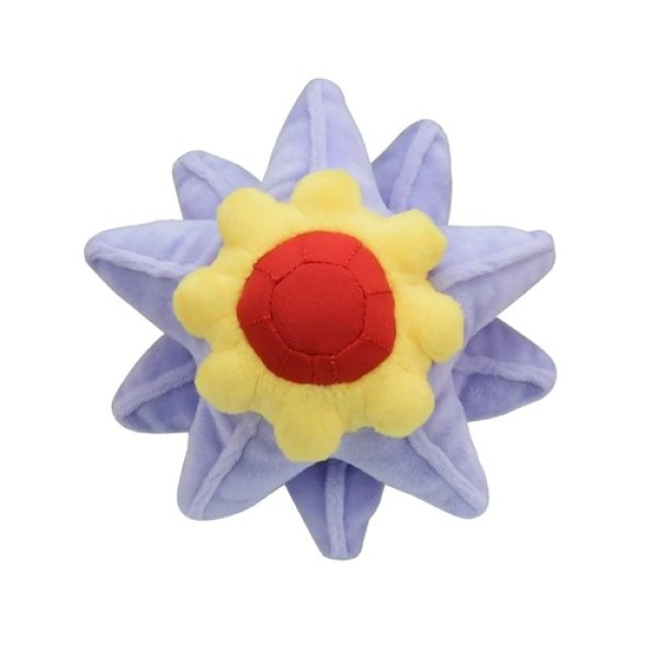 Photo1: Pokemon Center 2018 Pokemon fit Mini Plush #121 Starmie doll Toy (1)