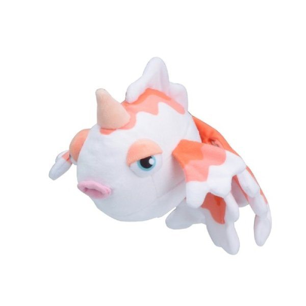 Photo1: Pokemon Center 2018 Pokemon fit Mini Plush #118 Goldeen doll Toy (1)