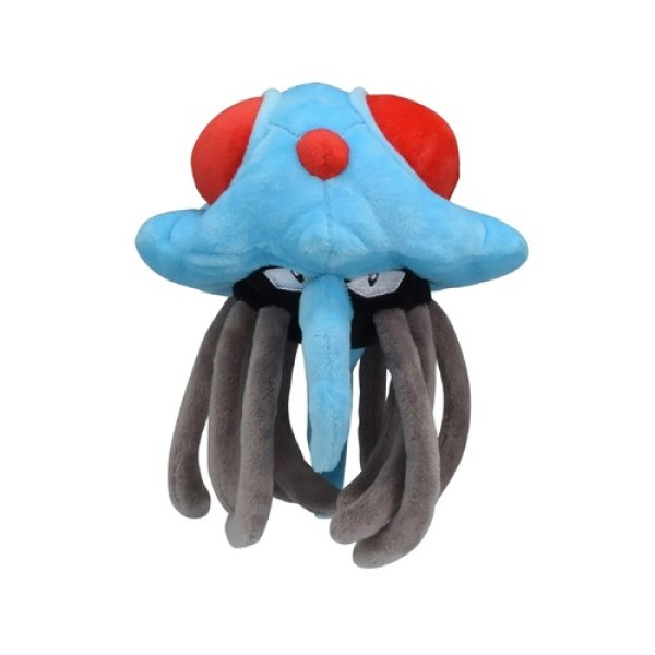 Photo1: Pokemon Center 2018 Pokemon fit Mini Plush #73 Tentacruel doll Toy (1)