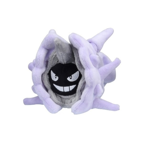 Photo1: Pokemon Center 2018 Pokemon fit Mini Plush #91 Cloyster doll Toy (1)