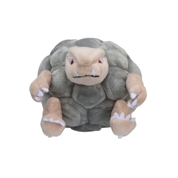 Photo1: Pokemon Center 2018 Pokemon fit Mini Plush #76 Golem doll Toy (1)
