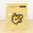 Photo2: Pokemon Center 2019 Eevee DOT COLLECTION Rubber Pins Eevee pin badge (2)