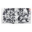 Photo1: Pokemon Card Game Rubber play mat Sumi-e Retsuden Lucario & Zeraora (1)