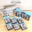 Photo5: Pokemon Card Game Flip deck case Sumi-e Retsuden Lucario & Zeraora (5)