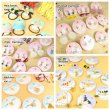 Photo5: Pokemon Center 2019 Pokemon accessory Series Hair bands Scrunchie H15 (5)