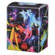 Photo2: Pokemon Center Original Card Game Flip deck case UB ULTRA GRAPHIX Main Art (2)