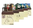 "Photo5: Studio Ghibli mini Paper Craft Kit My Neighbor Totoro 88 ""Flight with Totoro"" (5)"