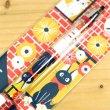 Photo2: Studio Ghibli Kiki's Delivery Service KURUTOGA Mechanical pencil 0.5mm Jiji and Lily (2)
