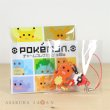 Photo1: Pokemon Center 2018 Dot Pixel Figure Charm Strap Collection Charmander (1)