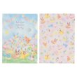 Photo1: Pokemon Center 2019 Easter Garden Party A4 Size Clear File 2 pc (1)