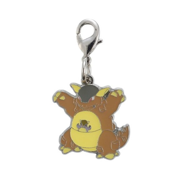 Photo1: Pokemon Center 2018 #My151 Metal Charm # 115 Kangaskhan (1)