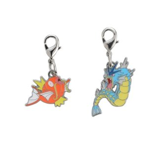 Pokemon Center Metal Charm # 050 A050 051 A051 Alola Diglett Dugtrio Key Chain