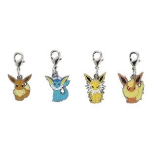 Pokemon Center Metal Charm # 270 271 272 Lotad Lombre Ludicolo Key Chain