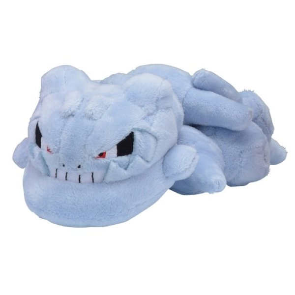 Photo1: Pokemon Center 2019 Pokemon fit Mini Plush #208 Steelix doll Toy (1)