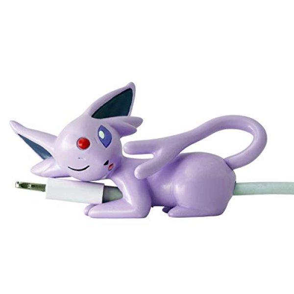 Photo1: Pokemon 2019 Suyasuya on the cable vol.4 Cord Keeper Winking Espeon Mini Figure (1)