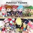 Photo5: Pokemon Center 2019 Successive Pokemon Trainers Plush doll chain Hiker (5)