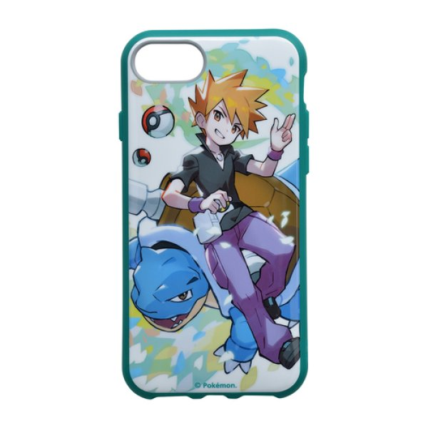 6 Rikakeinootoko Robop 6s Pokemon Center Original Soft Jacket for iPhone 8//7