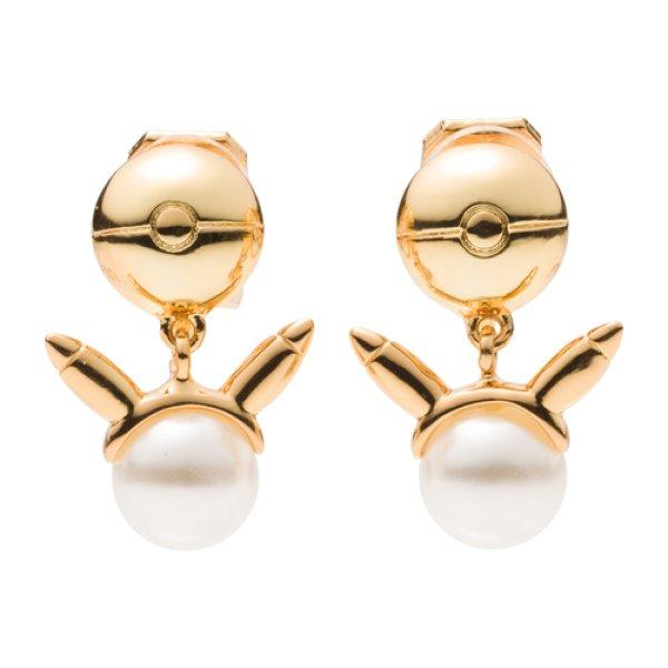 Photo1: Pokemon Center 2019 Pokemon accessory Series Clips Earrings E22 (1)