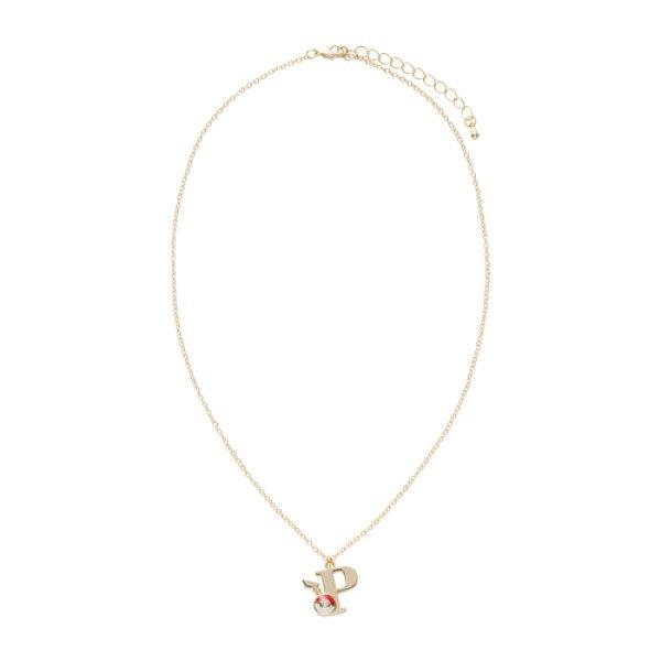 Photo1: Pokemon Center 2019 Pokemon accessory Series Necklace N21 (1)