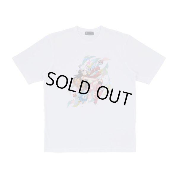 Photo1: Pokemon Center 2019 Successive Pokemon Trainers T-shirt collection Dawn Piplup (1)